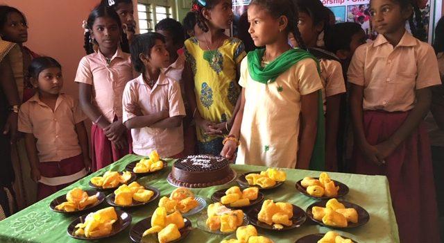 Vil du være med på å gjøre en forskjell i livet til et indisk barn?