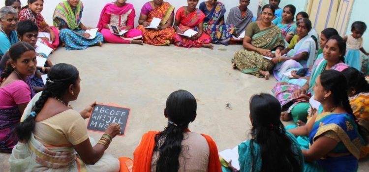 Les hvordan SevaChildren hjelper kvinner til å bli mer uavhengige!