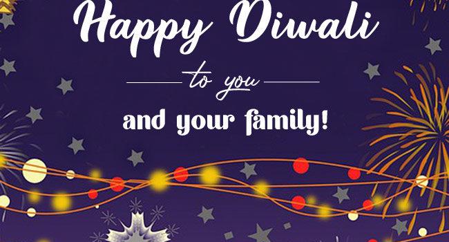 Lysfestivalen Diwali
