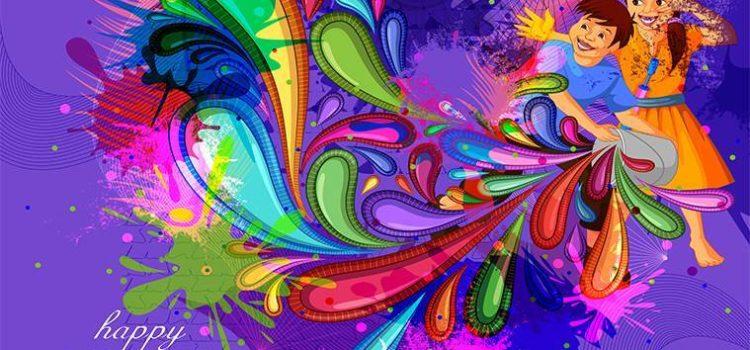 Holi: Den livlige fargefestivalen – 29. mars