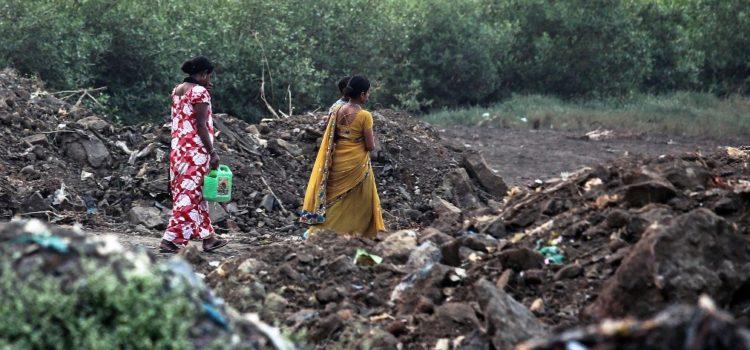 Toalettmangel hemmer Indias kvinner
