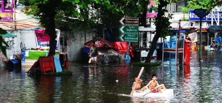 Monsun, fattigdom og klimaendringer
