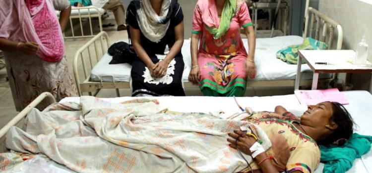 Sterilisering av kvinner i India